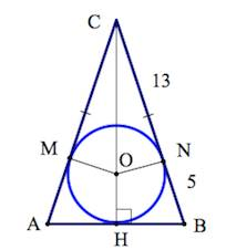 Задачи на вписанная окружность с решениями решение задач по физике оптика 11 класс